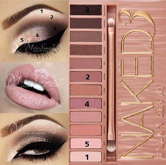 Makeup-Eye Shadow Ideas~Beautiful!