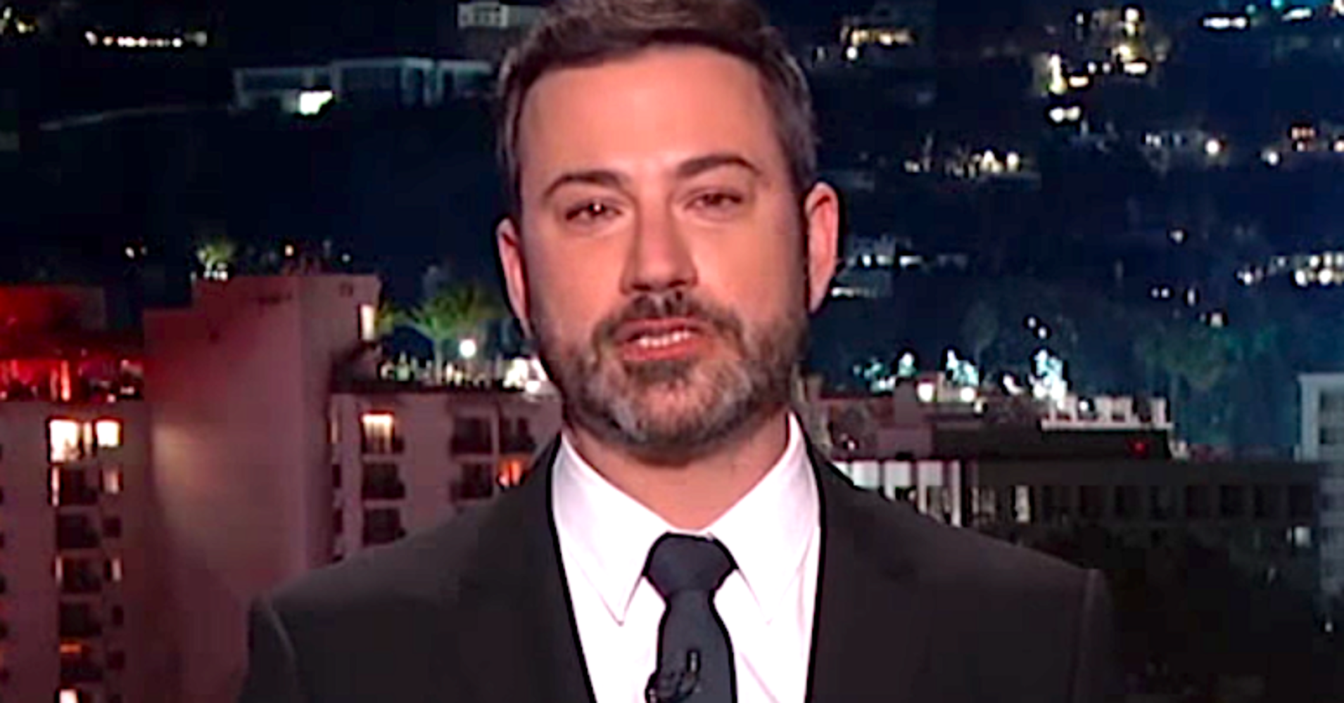Emotional Jimmy Kimmel Reveals Details of His Son's Birth & Heart Disease