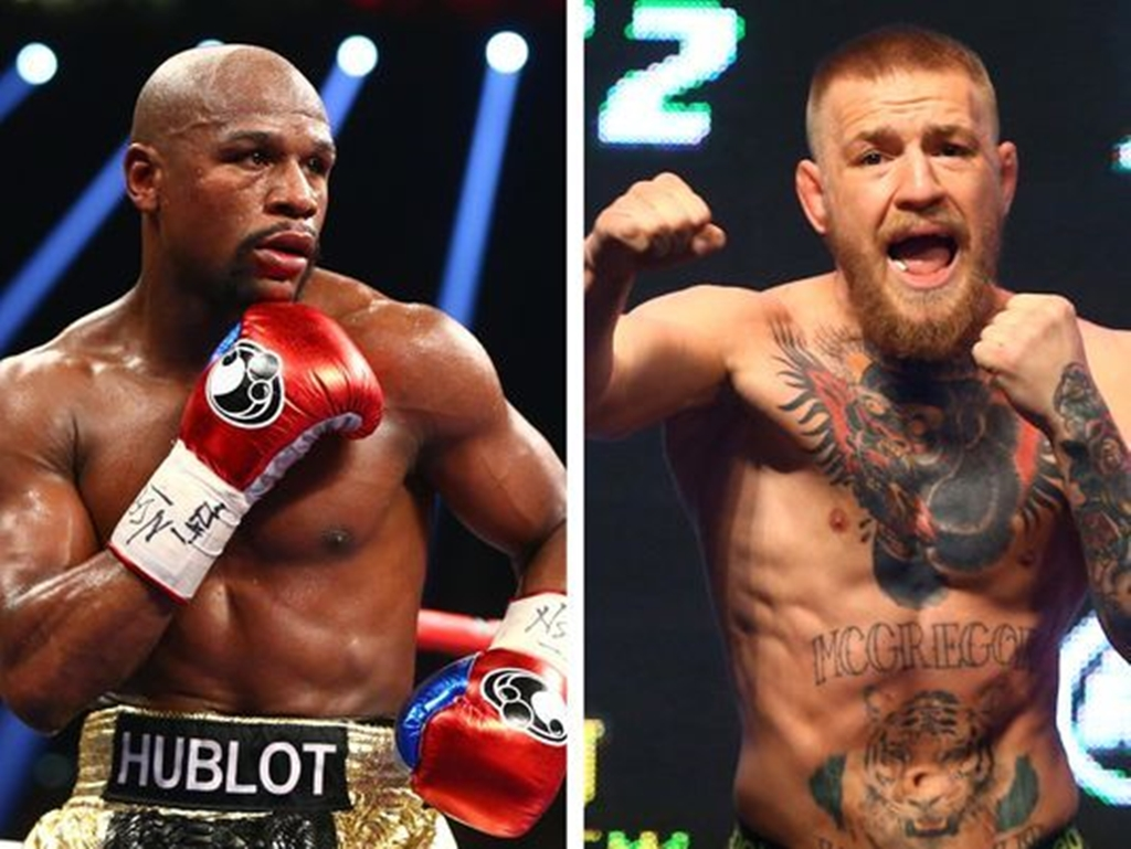 Floyd Mayweather-Conor McGregor fight finalized for Aug. 26