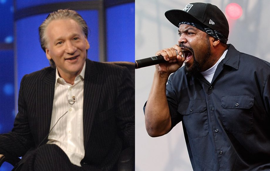 Ice Cube Schools Bill Maher On The N Word