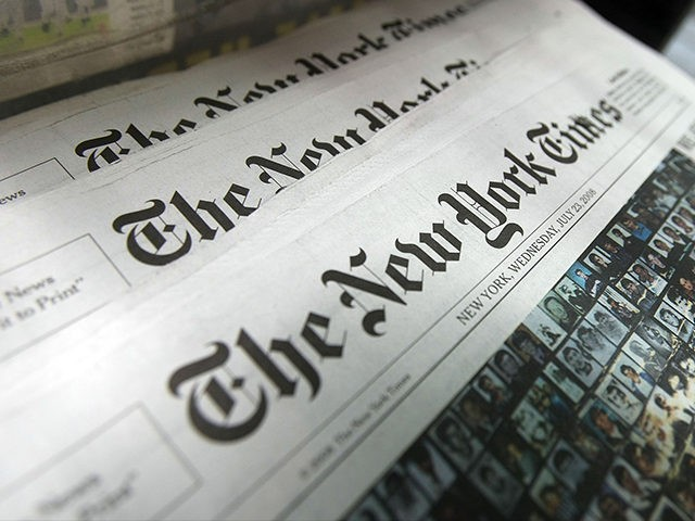 New York Times forced to correct false editorial claim on Gabby Gifford shooting