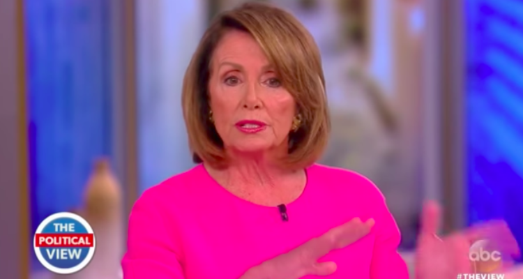 """Nancy Pelosi Responds To Suggestion She Wanted Comey Fired: """"I Never Said"""" That"""