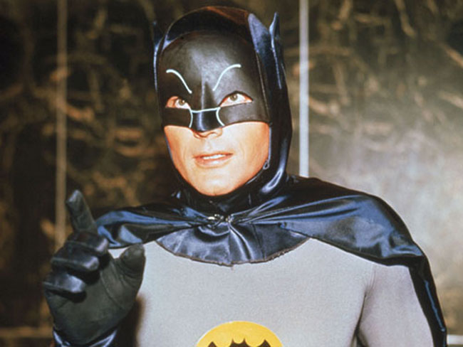 1960's 'Batman' actor Adam West dies