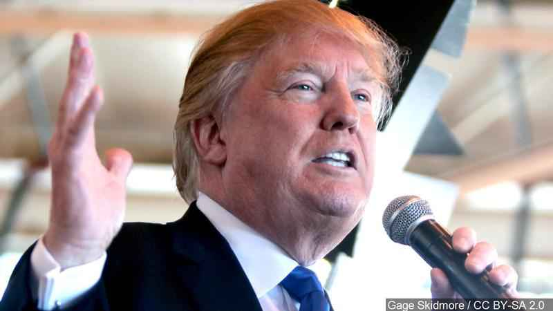 Trump returns to Cedar Rapids Iowa