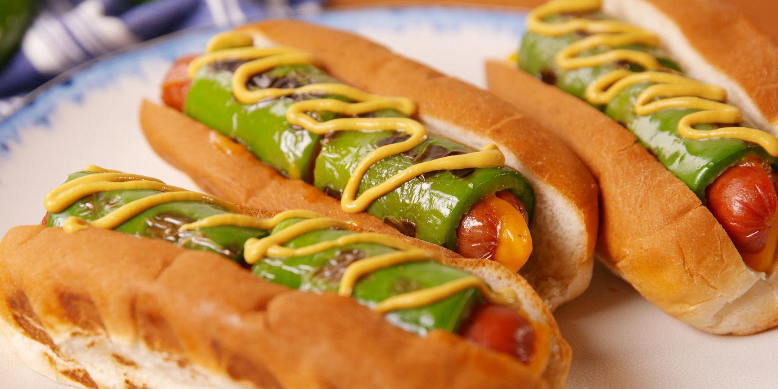 Jalapeño Popper Dogs