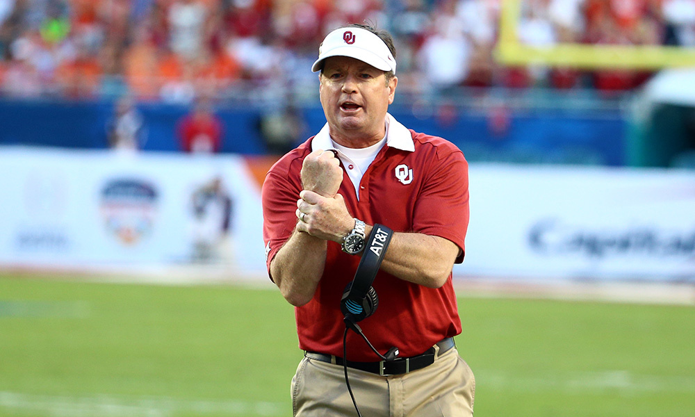 Oklahoma Bob Stoops To Retire