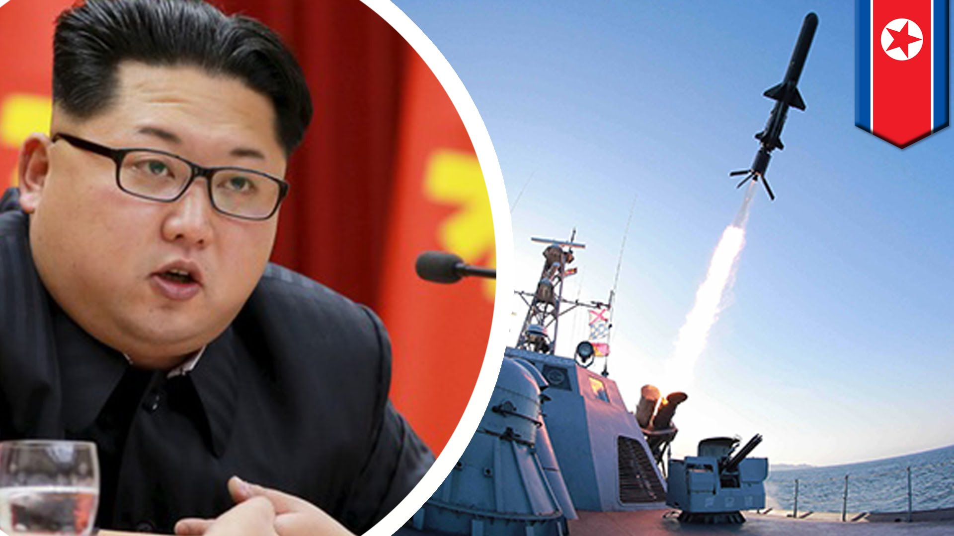 North Korea launches ballistic missile