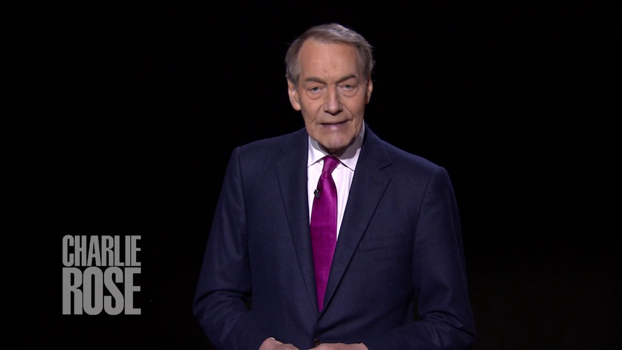 Charlie Rose fired over sexual harassment allegations