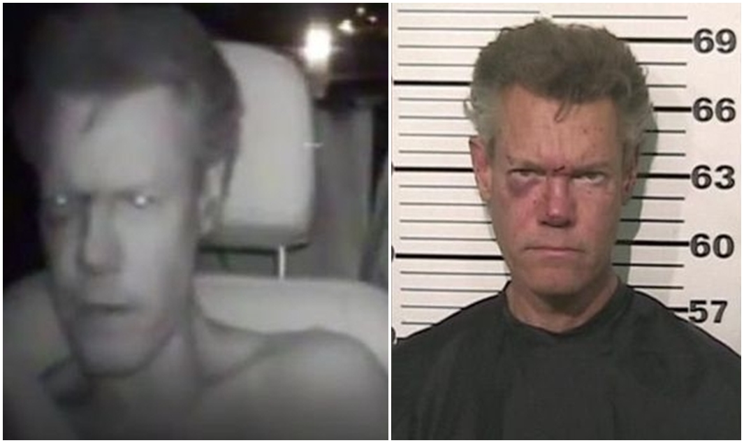 Randy Travis DUI Arrest VIDEO