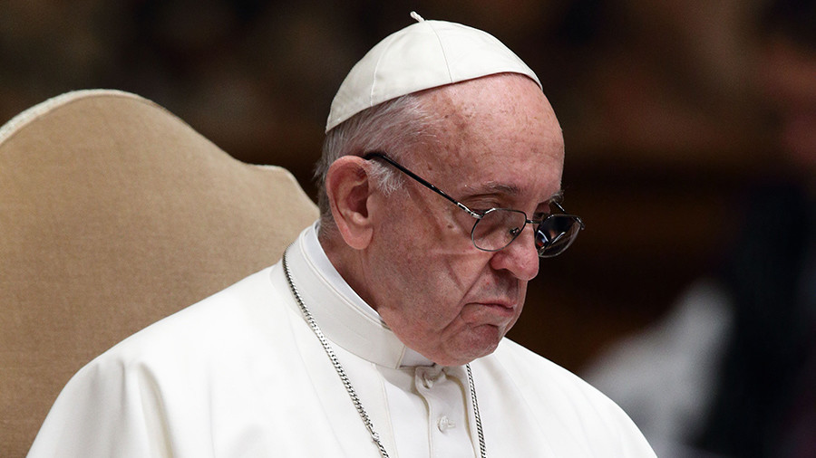 Pope Francis to change wording of the Lord's Prayer