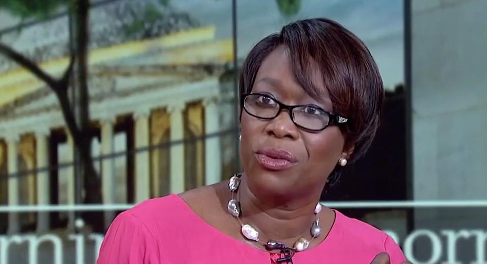 MSNBC's 'Joy Reid' Makes Homophobic Blog Posts