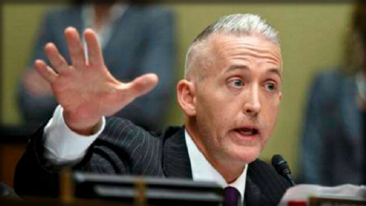 Trey Gowdy announces retirement from Congress