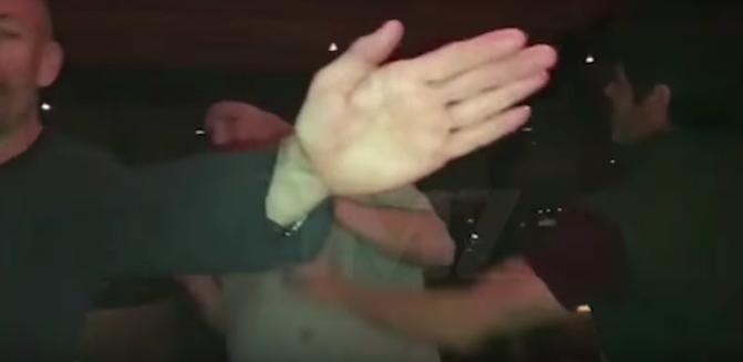 (VIDEO) Harvey Weinstein; B*tch Slapped At A Restaurant