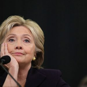 Department of Justice 'looking into' Hillary Clinton's use of email server