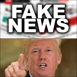Trump's Top 2017 Fake News Awards