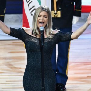 Fergie Speaks Out On Her Rendition NBA National Anthem