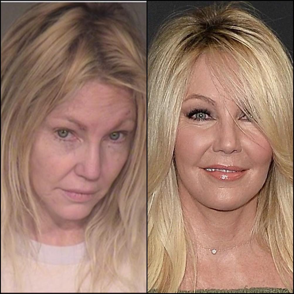 Heather Locklear Arrested On Felony Domestic Violence