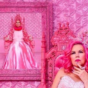 'Pink Lady of Hollywood' wants to 'drown' in the color pink