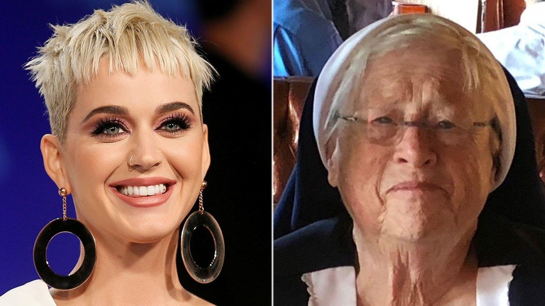 Nun Says Katy Perry Legal Battle Has Left Her Broke A legal battle with singer Katy Perry has left Sister Rita Callanan broke, says the nun