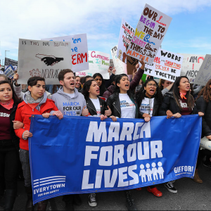 March for Our Lives Students Lead Rally