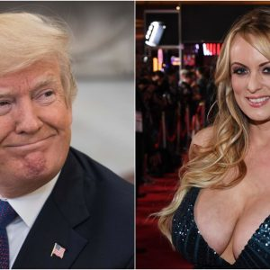Judge Denies Stormy Daniels's Request to Depose President Donald Trump