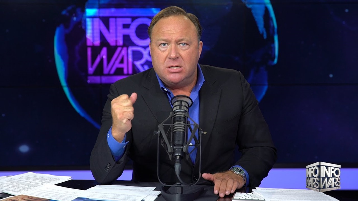 Alex Jones SUED by Sandy Hook Victims' Families