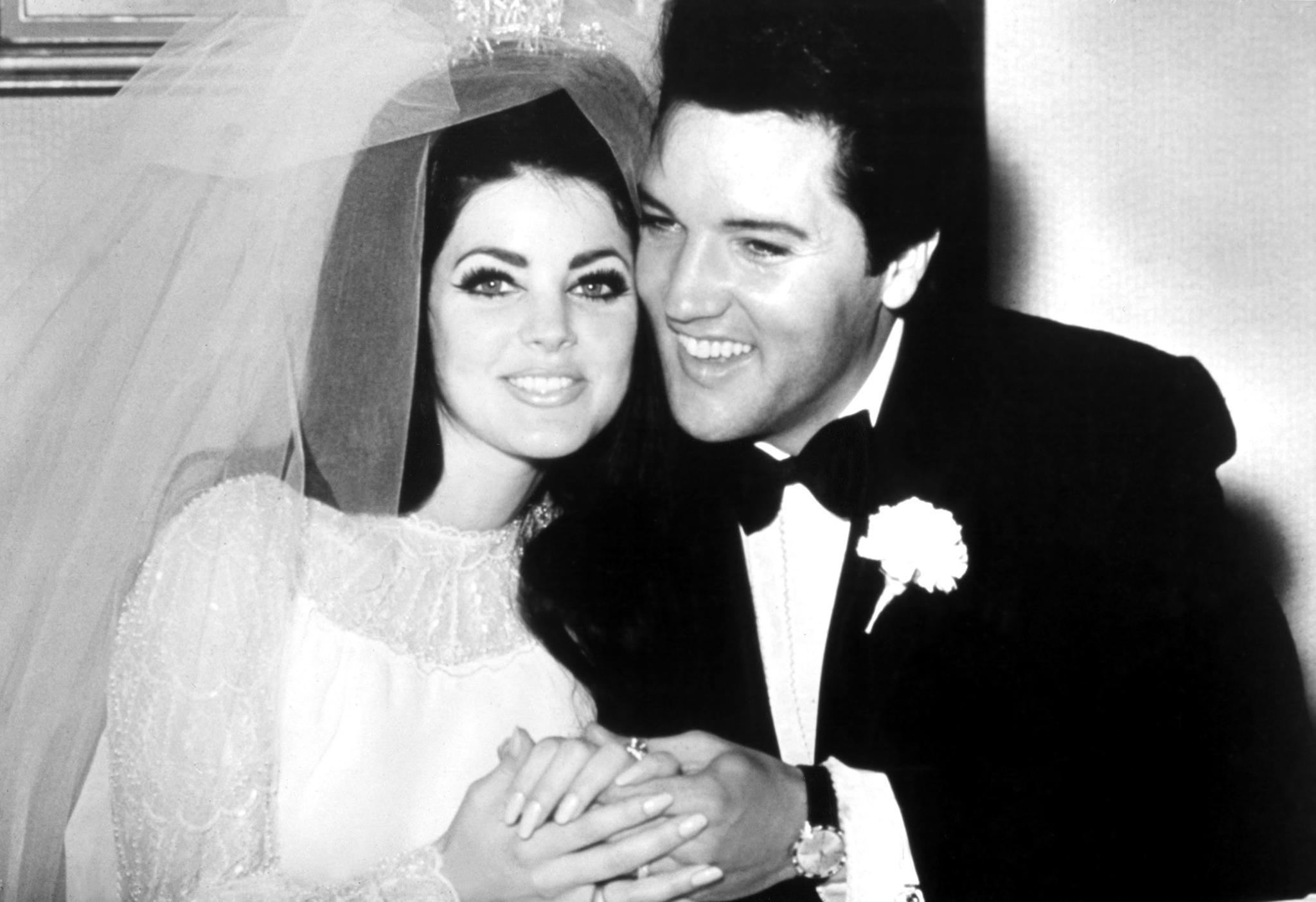 Priscilla Presley Makes SHOCKING Claim About Elvis' Death