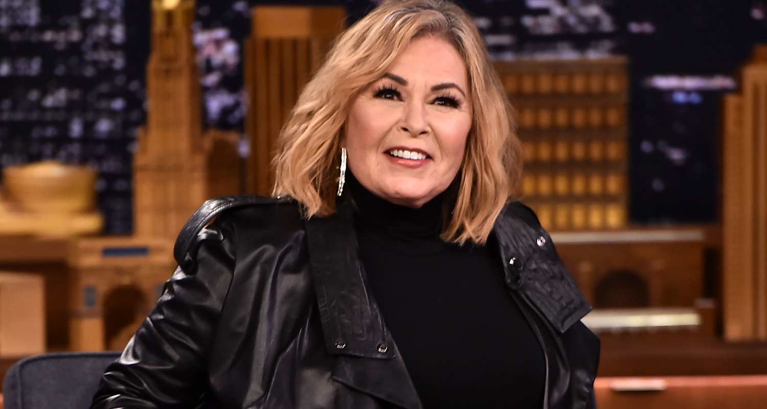 "Roseanne Barr Says She Doesn't ""Give A F**k"" If You're Mad At Her For Supporting Trump"