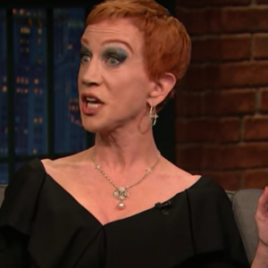 According To Kathy Griffin Sean Hannity Is Going To Jail