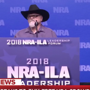 MSNBC Thinks It's Being Cavalier With This Ambiguous NRA Headline