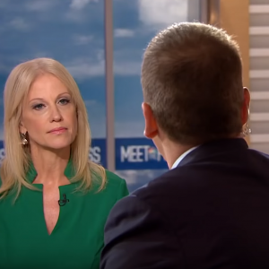 Kellyanne Conway: 'Nobody likes' immigration policy separating families the drops a TRUTH BOMB