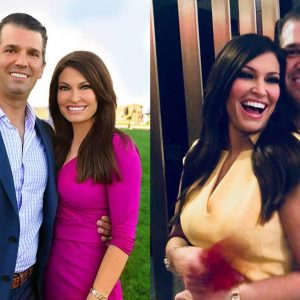 It's Official Donald Trump Jr. and Fox News Host Kimberly Guilfoyle Are A Couple