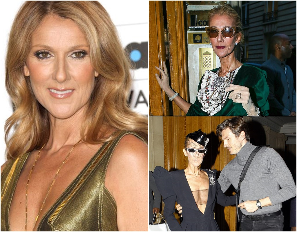 Céline Dion To Weight Loss Critics leave me alone