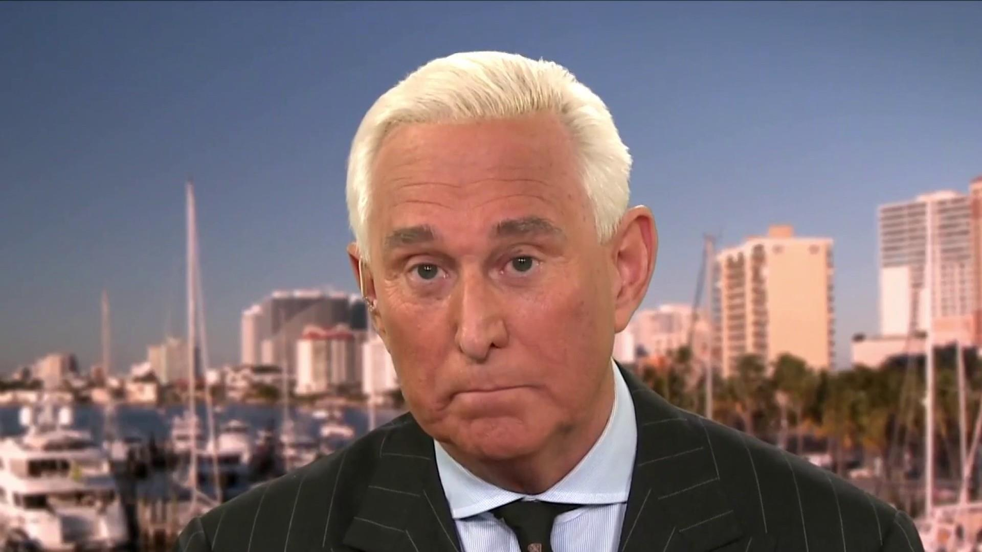 Former Trump Adviser Roger Stone Arrested In Russia Mueller Investigation