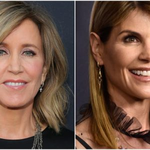Lori Loughlin and Felicity Huffman arrested among dozens over college bribery charges