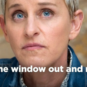 Ellen DeGeneres Recounts Sexual Abuse To David Letterman On 'My Next Guest Needs No Introduction'