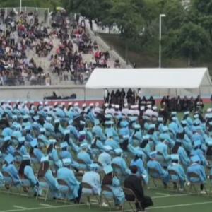 Valedictorian's Graduation Speech BLASTS 'unavailable' Staff, Intoxicated Teacher and Inapt Administrators