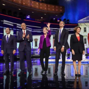 Per Google The Most Searched Dem 2020 Candidate After The Debate, Is NOT Who You'd Expect