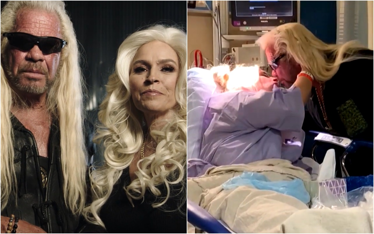 Reality Star Beth Chapman 'Dog The Bounty Hunter's' Wife Dies Following a Battle With Cancer