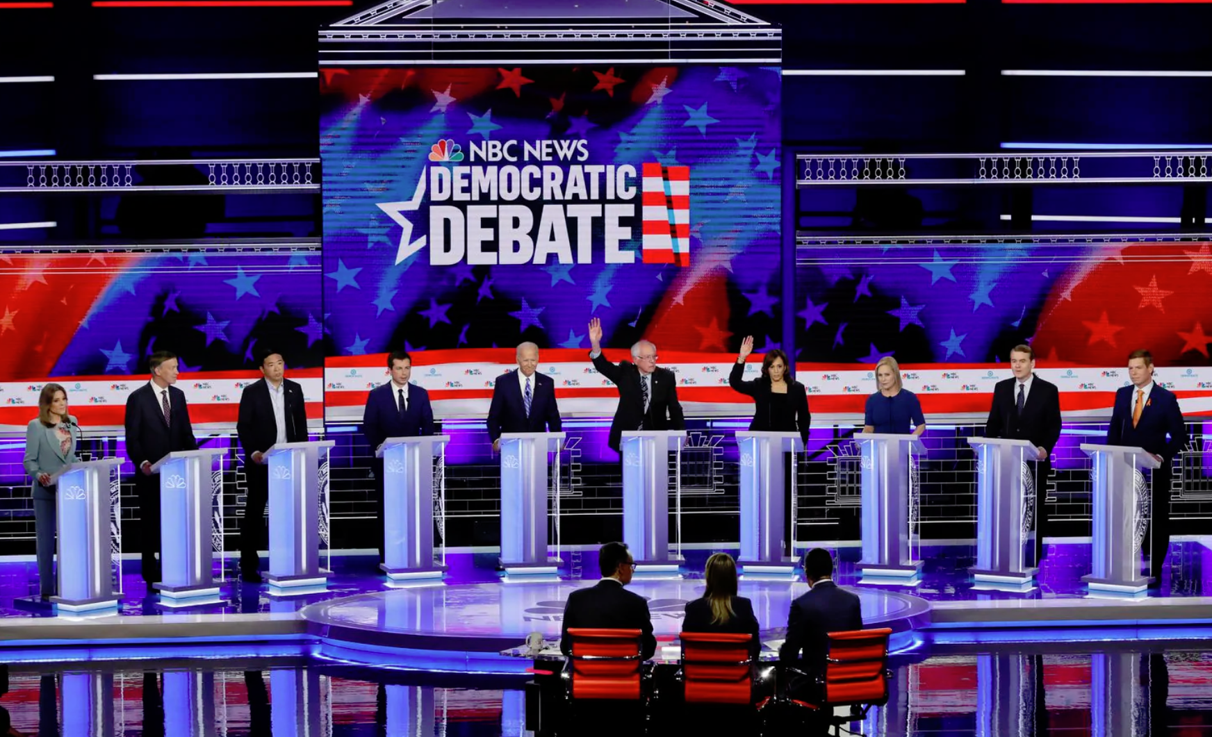 Biden Bounced Back From First Democratic Debate, Holds His Lead Ahead of Tonight's Debate