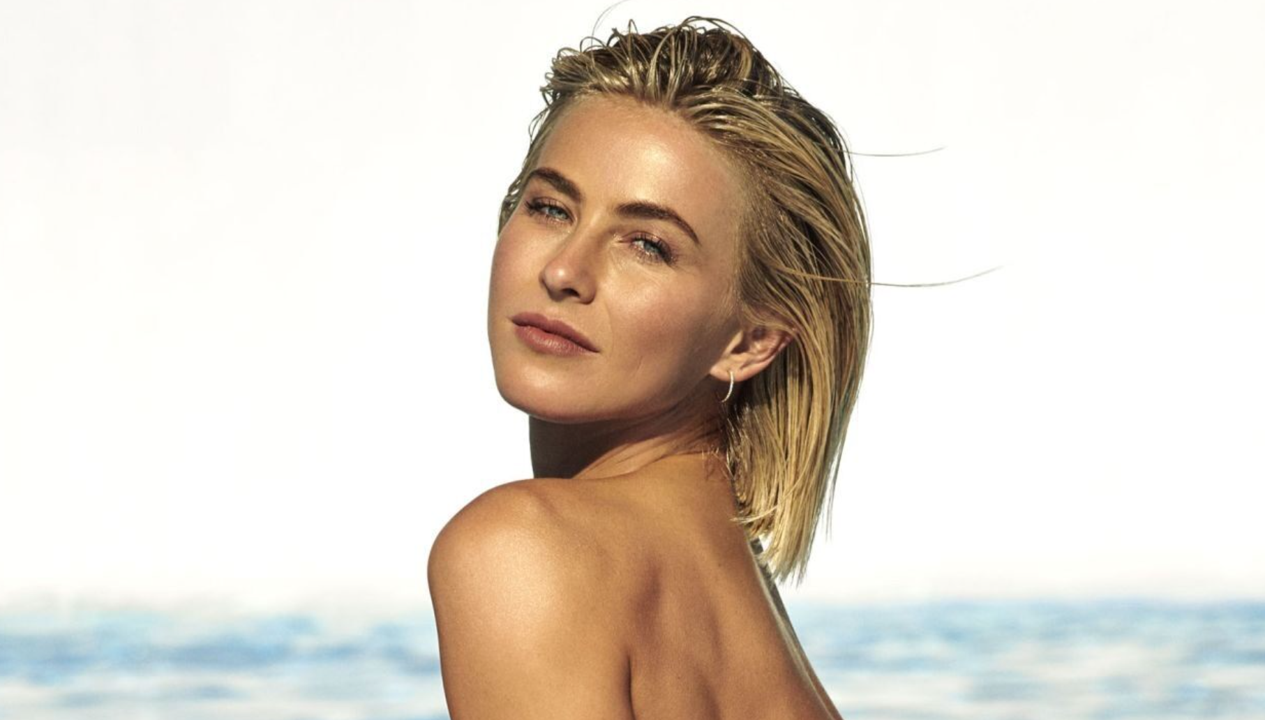 Julianne Hough Poses Nude, Reveals She's 'Not Straight,' But Told Husband Brooks Laich 'I Choose to Be With You'