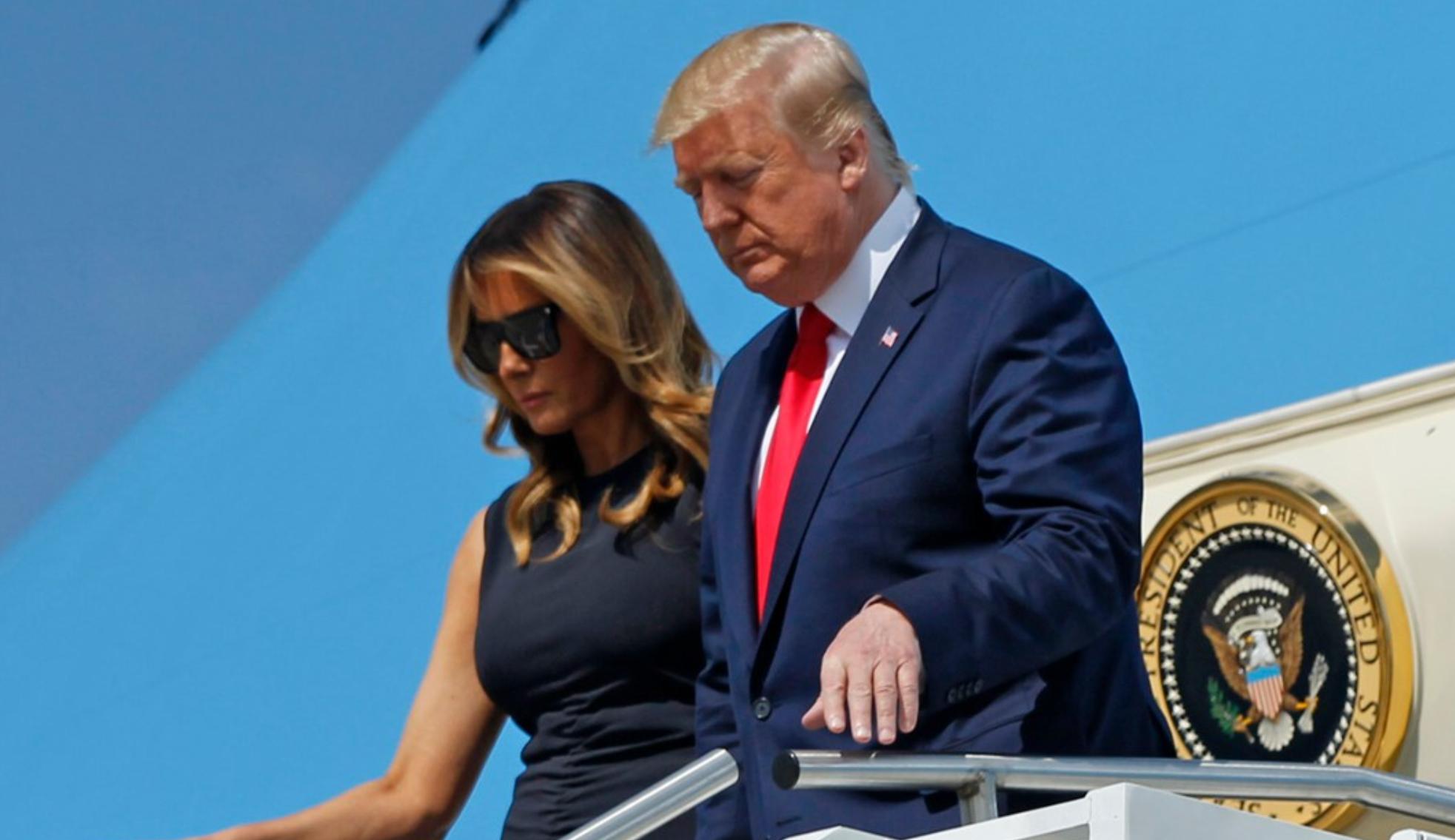President Trump Visits Dayton Ohio, El Paso Texas After Mass Shootings