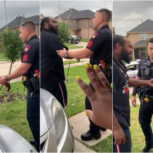 Texas Police Tries To Arrest A Black Man After Misidentifying Him