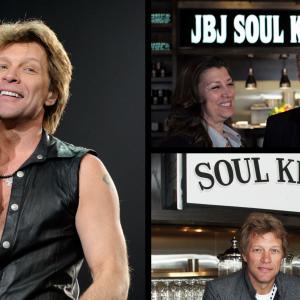 """""""The way to feel good is to do good"""" Rocker Jon Bon Jovi Talks Feeding The Homeless To 'CBS Sunday Morning'"""