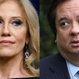 George Conway Trolls His Wife On Twitter 'Kellyanne Conway' Over Impeachment Tweet
